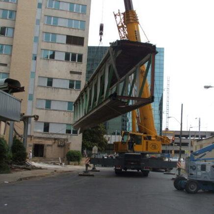 Bridge Removal & Tunnel Closure Services
